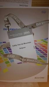 EASD ingangskaart