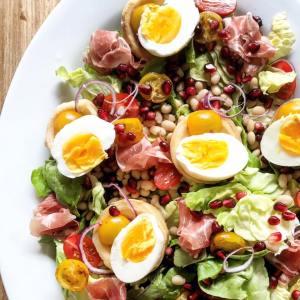 lichte salade