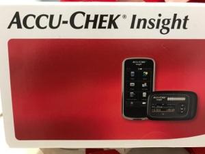 accu-chek insight doos